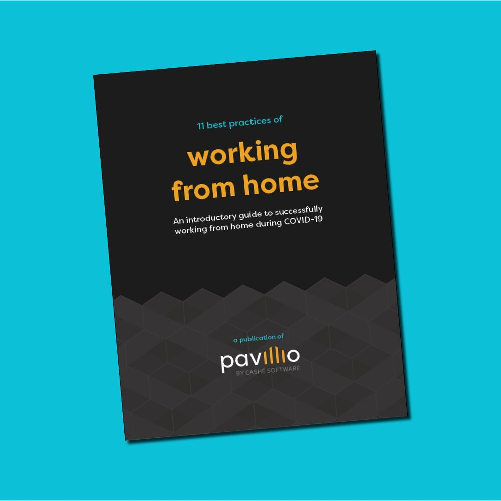 Pavillio Ebook - Working from Home
