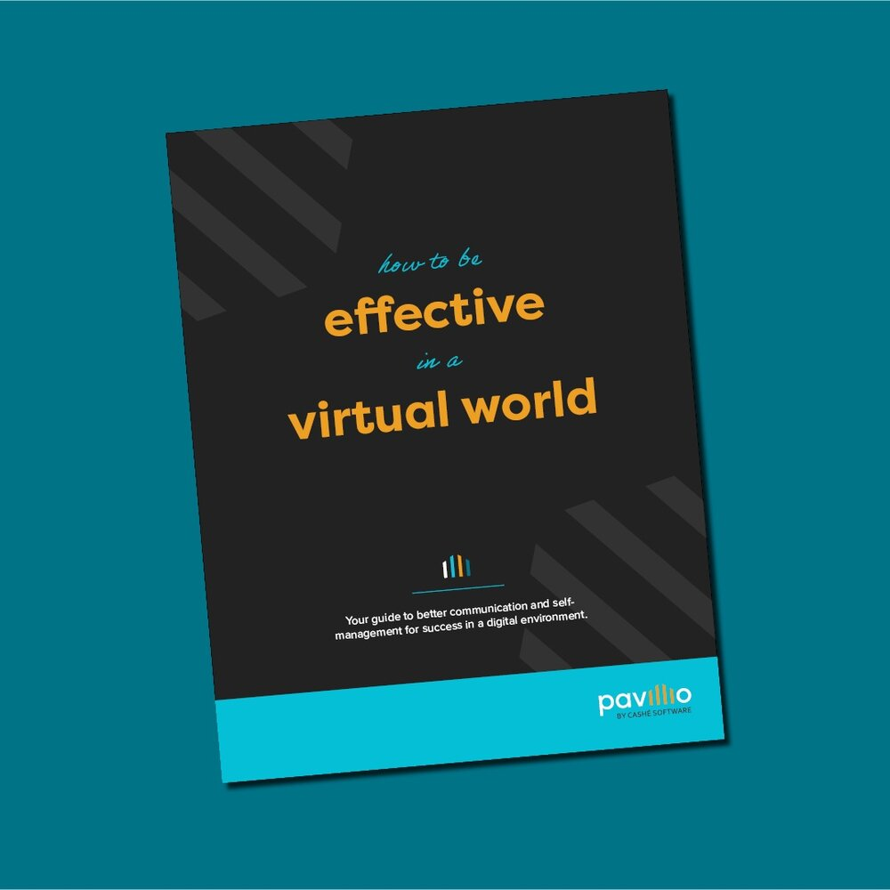 how to be effective in a virtual world