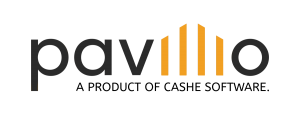 pavillio product of cashe software logo