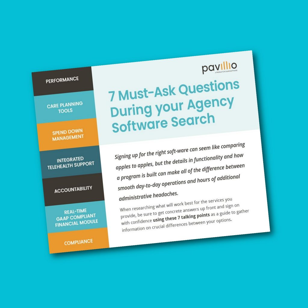 7 questions agency search